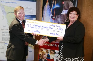Seabridge Gold donates $100,000 to Northwest Community College