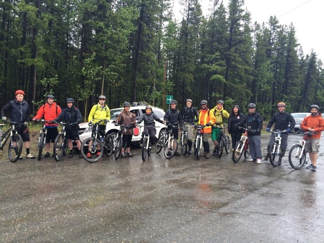Chief's Bike Ride 2014